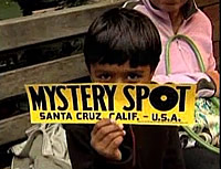 Mystery Spot Official video