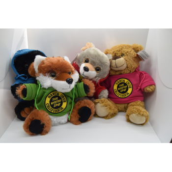 Mystery Spot Stuffed Animals