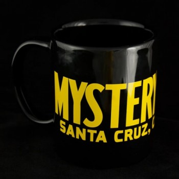 MS Black Bump Mug