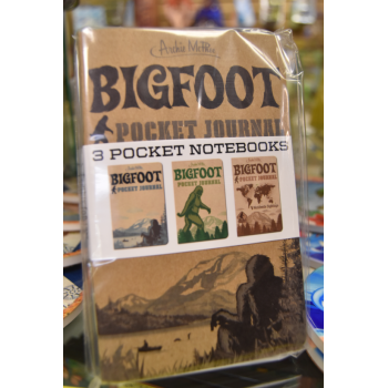 Bigfoot Pocket Notebooks